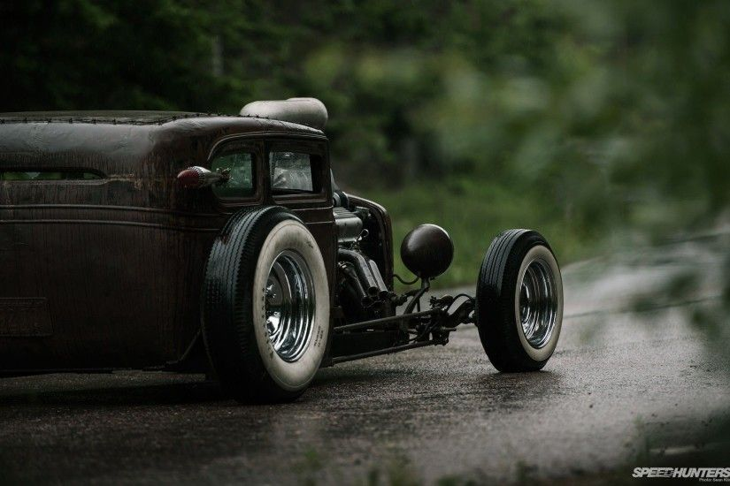 rat rod wallpaper - Google Search