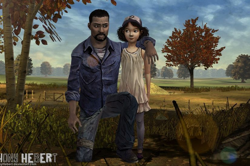 Games Movies Music Anime: The Walking Dead Game Season 2 - Comic-Con  Details, Clementine Returns