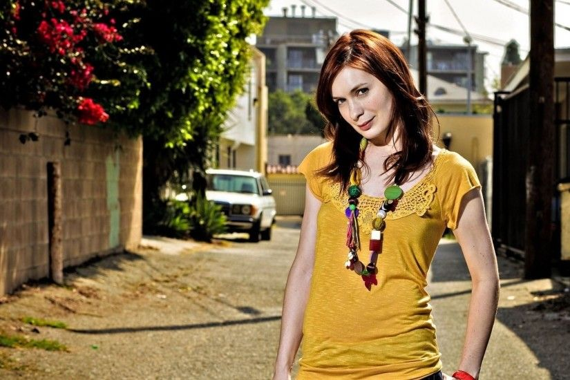 felicia day wallpaper -#main