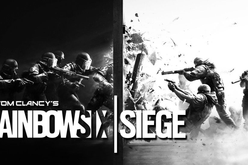 ... Tom Clancy's Rainbow Six: Siege HQ wallpapers