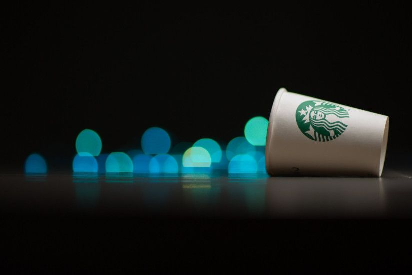 Cute Starbucks Wallpaper in Close Up | HD Wallpapers | Wallpapers Download  | High Resolution Wallpapers