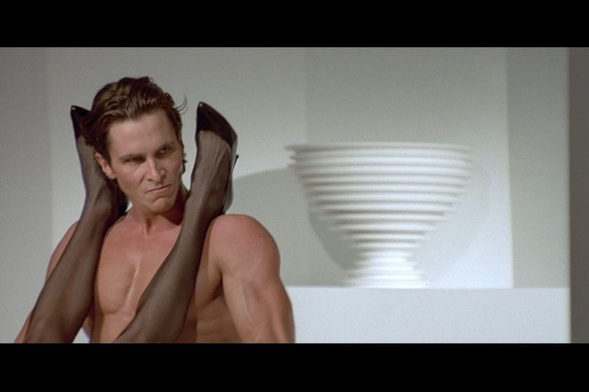 american psycho sex scene - Google Search