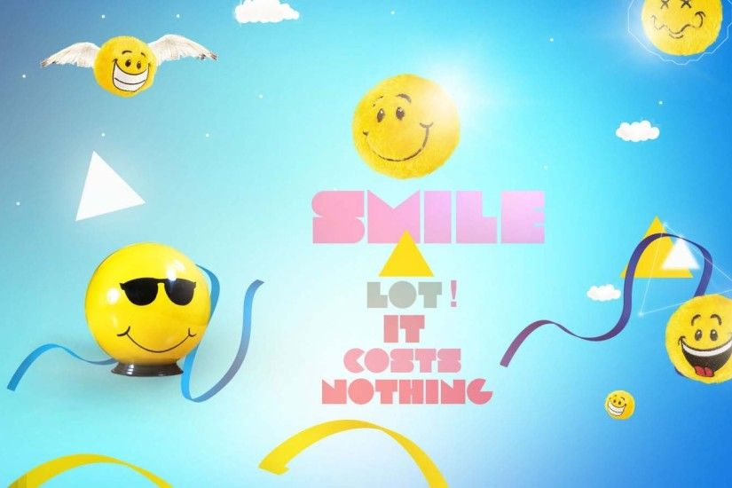 More Motivation wallpapers. Smile Costs Nothing
