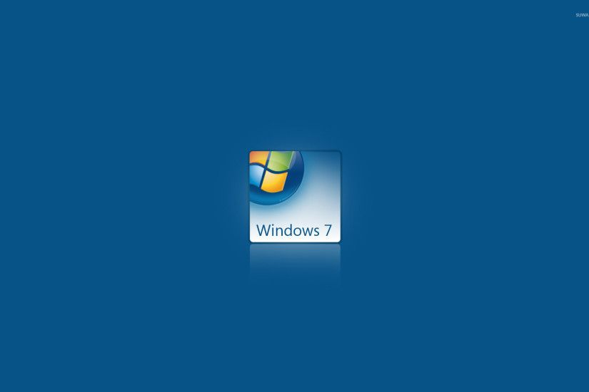 Windows 7 [98] wallpaper