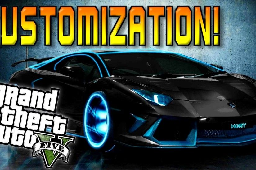 Gta 5 Next Gen Vehicle Customization Neon Lights New Horn First Person  Youtube