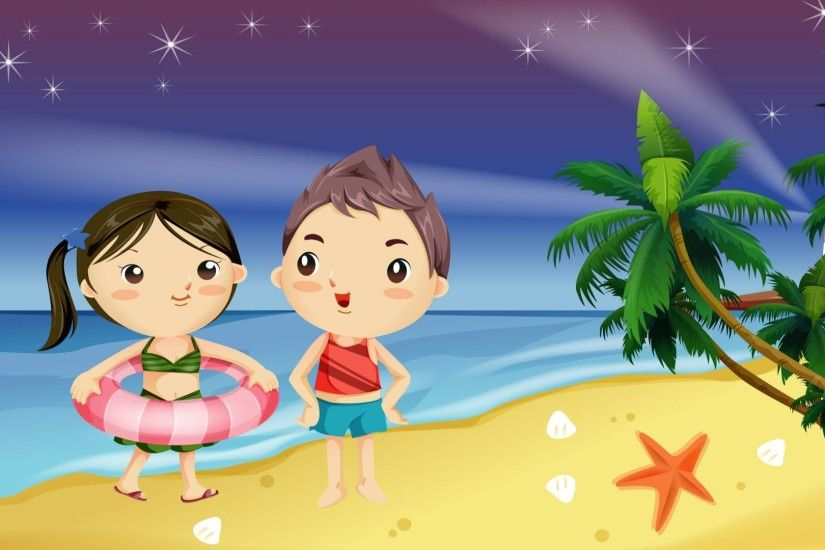 Cute Cartoon Couple Wallpaper | Hd Wallpapers Download