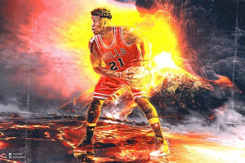 Jimmy Butler Chicago Bulls 2016 Wallpaper | Basketball Wallpapers at .