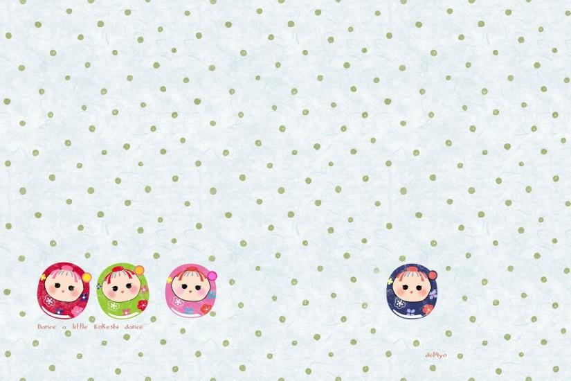 download free kawaii background 1920x1200 for computer