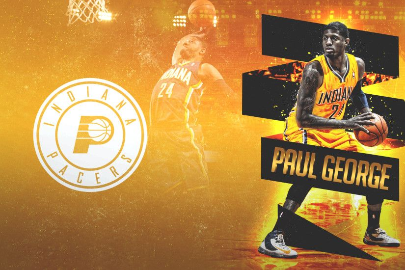 2560x1440 Wallpaper paul george, indiana, pacers, basketball, nba