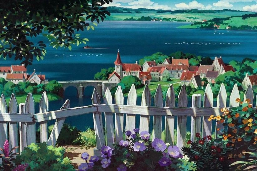 Pics Photos - Wallpapers Studio Ghibli Wallpapers Special .