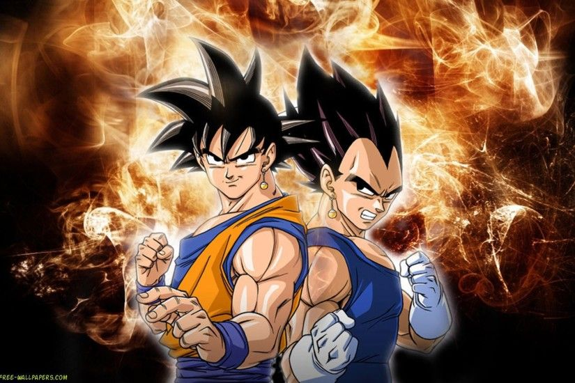 Dragon Ball Z Wallpapers Goku Wallpaper Dbz wallpaper vegeta Wallpapers)