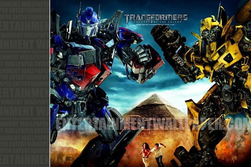 Transformers: Revenge of the Fallen Wallpaper - Original size, download now.