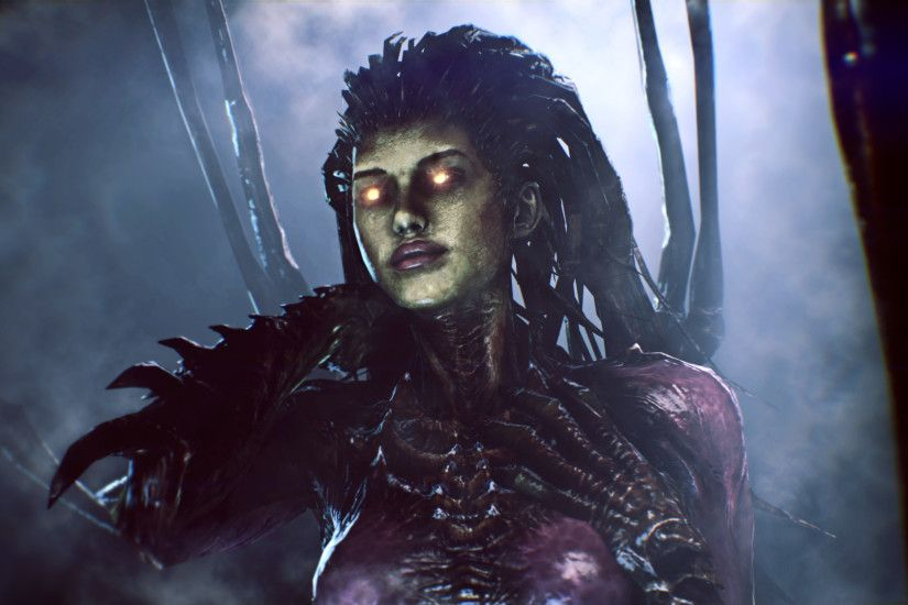 ... Sarah Kerrigan by DP-films