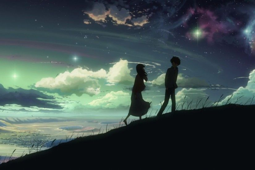 HD Wallpaper | Background ID:804298. 1920x1080 Anime 5 Centimeters Per  Second