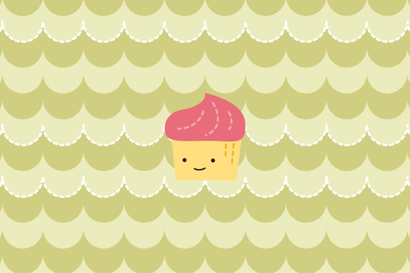 ... Cute Cupcake Backgrounds - Wallpaper Cave ...