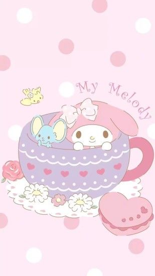 Explore My Melody, Sanrio Wallpaper and more!
