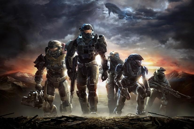 Download Halo Wallpaper High Quality.