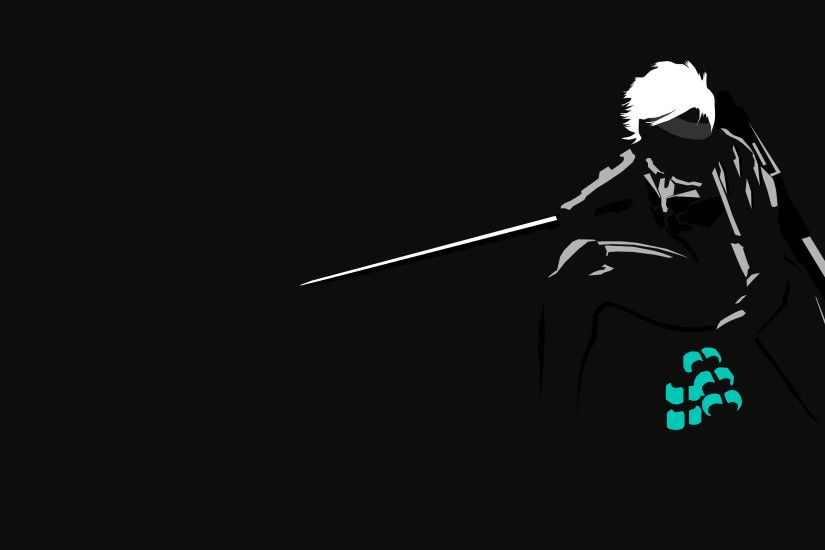 Metal Gear Rising - Raiden Wallpaper [OC] ...