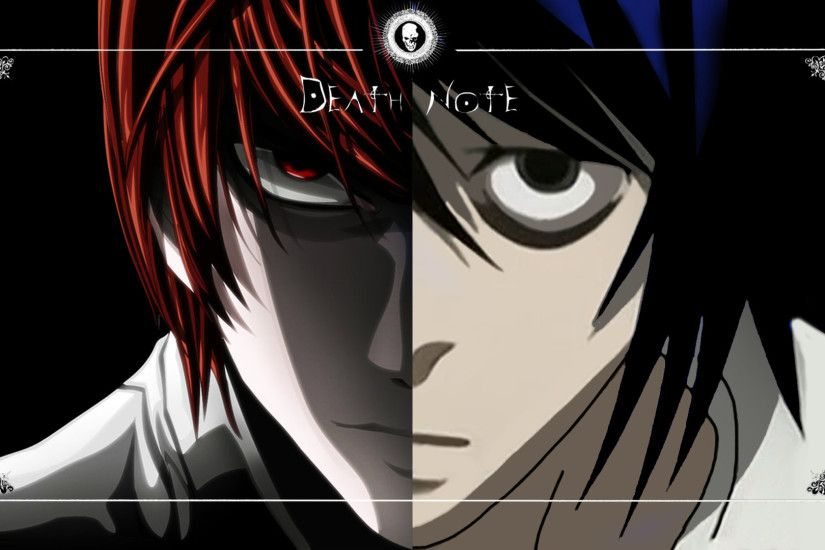 ... Death Note - Kira vs L by ElErnie