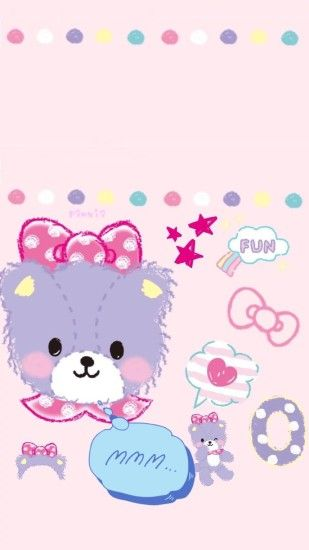 Sanrio, Iphone Wallpaper, Hello Kitty, Candy