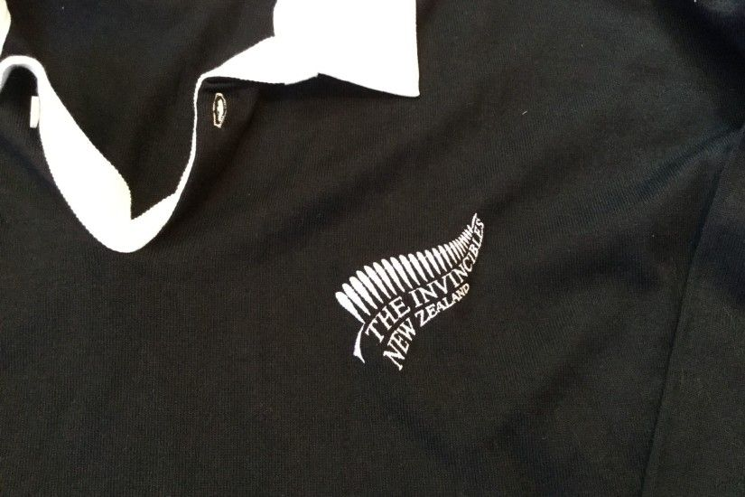 Classic Rugby Shirts | 1998 New Zealand All Blacks Vintage Old Rugby Jerseys