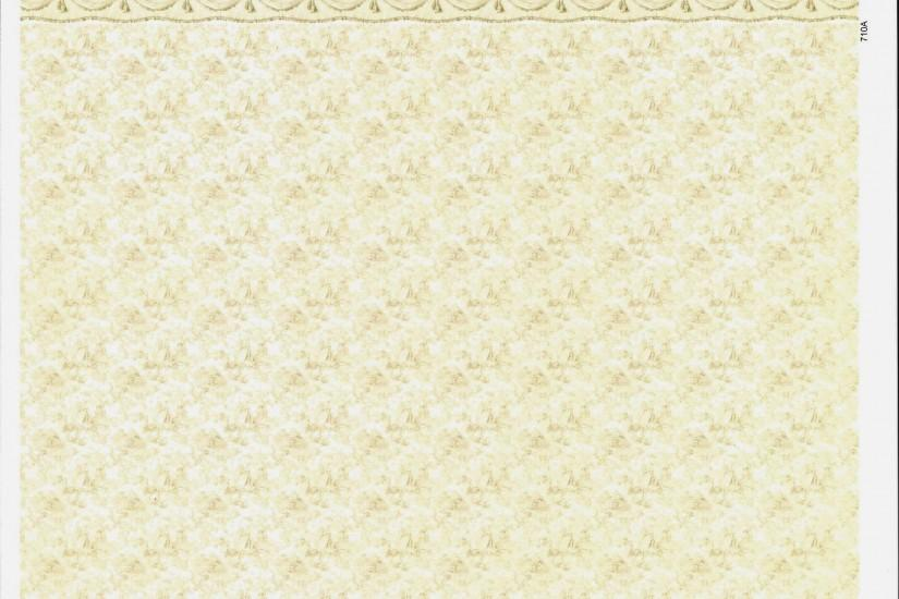 Toile Half Inch Dollhouse Wallpaper click to enlarge