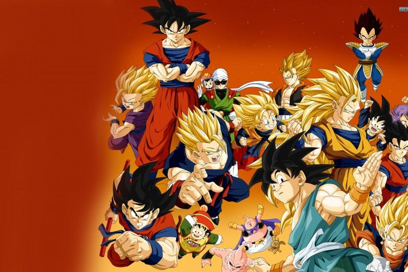 top dragon ball z wallpaper 2560x1600 cell phone