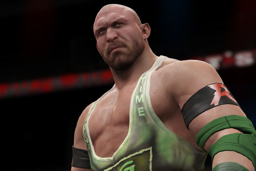 1920x1080 WWE 2K18 comparison screenshots today featuring Randy Orton,  Brock Lesnar and cover athlete Seth Rollins. They also posted some WWE 2K18  video ...