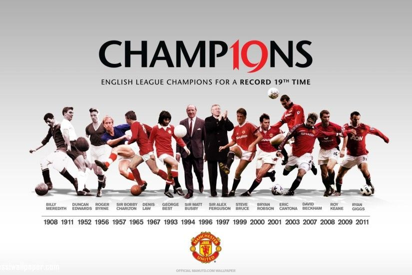 ... Hd Manchester United Wallpapers Hd Desktop Backgrounds 2048× ...