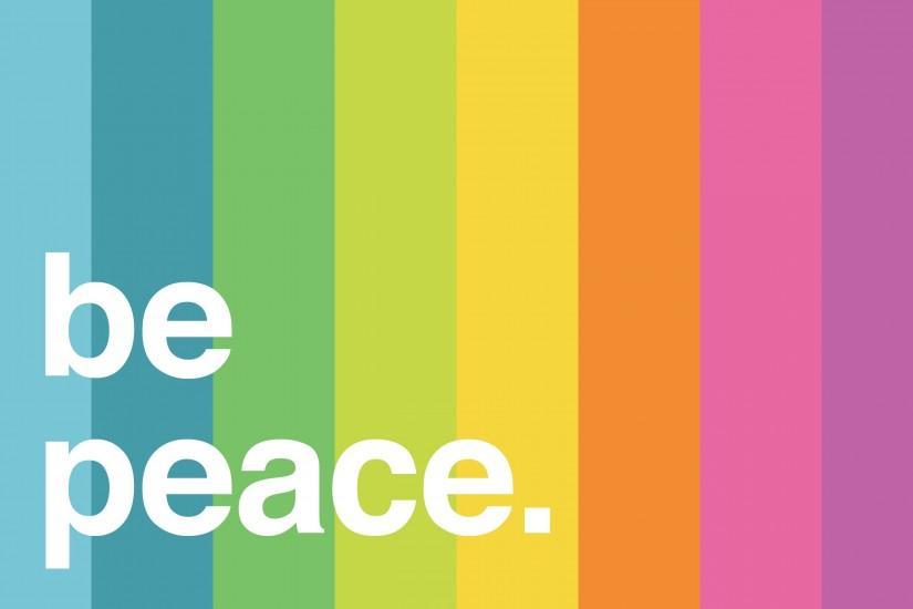 Wallpapers For > Peace Backgrounds For Computer