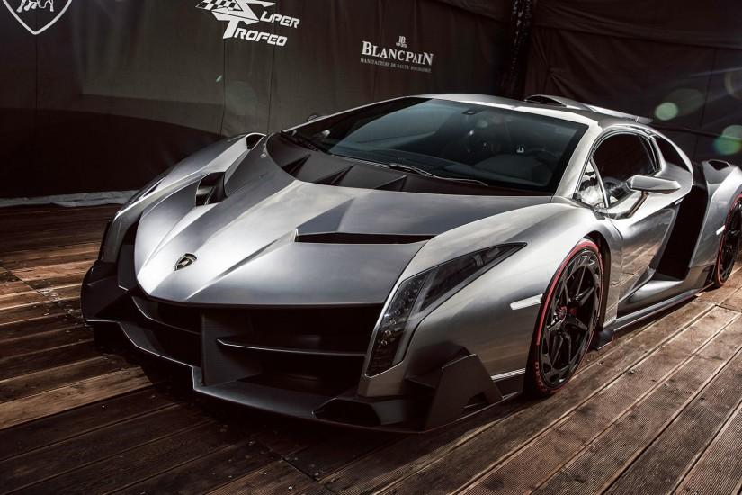 Lamborghini Veneno Wallpaper - WallpaperSafari