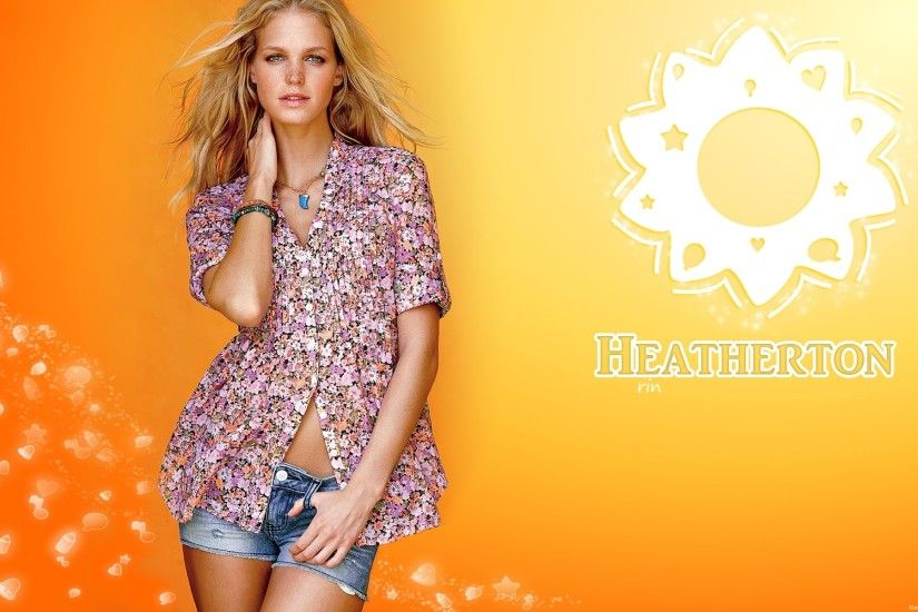 Erin Heatherton wallpapers and stock photos