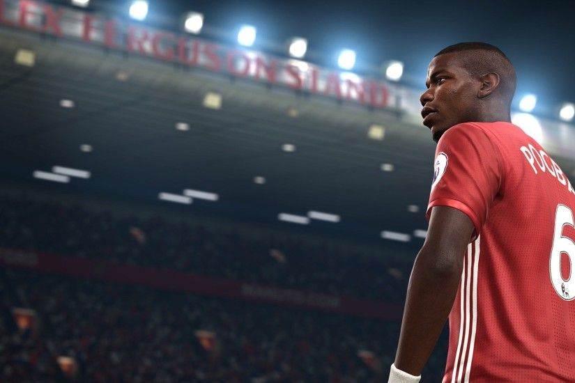 Paul Pogba, Video games, FIFA, Soccer, Manchester United Wallpapers HD /  Desktop and Mobile Backgrounds
