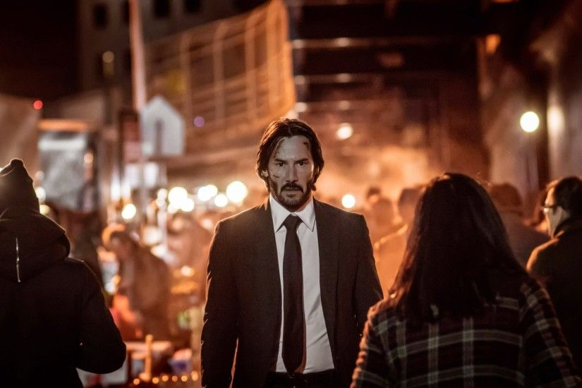 Keanu Reeves in John Wick Chapter 2 4K Wallpapers, Images, HD