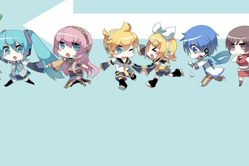 Vocaloid Wallpaper Pack ·① WallpaperTag