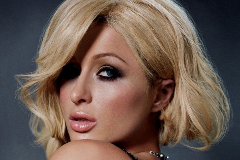 Paris Hilton high resolution wallpapers