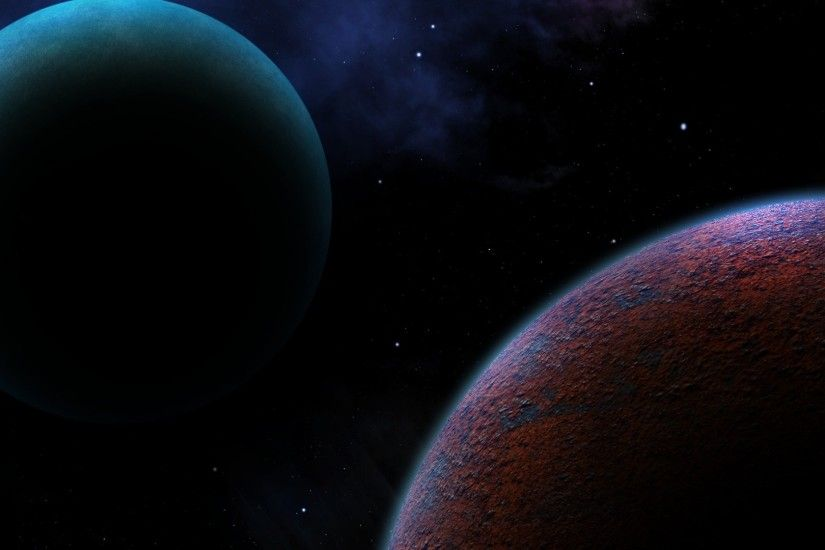 Preview wallpaper planet, space, sci-fi 2560x1080