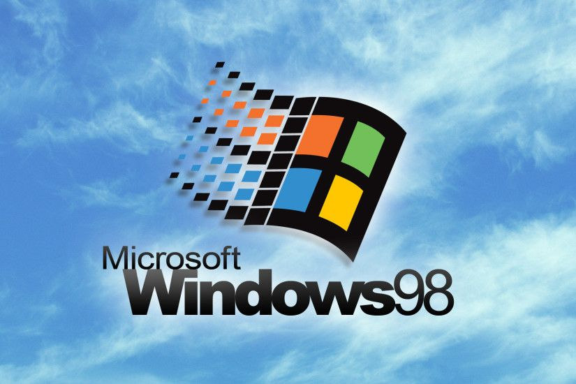 Large Windows 98 Wallpaper by jlsgraphics Large Windows 98 Wallpaper by  jlsgraphics