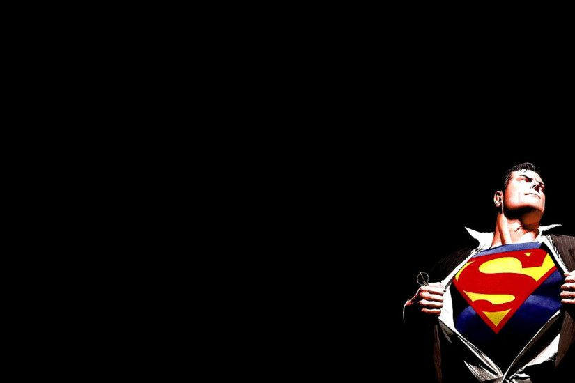 Comics - Superman Wallpaper