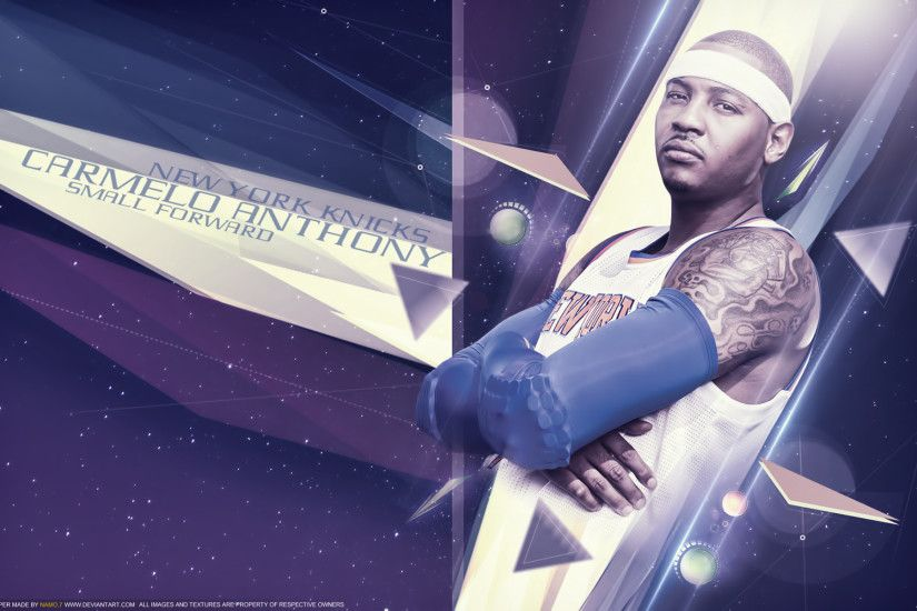 ... Carmelo Anthony 7 by namo,7 by 445578gfx