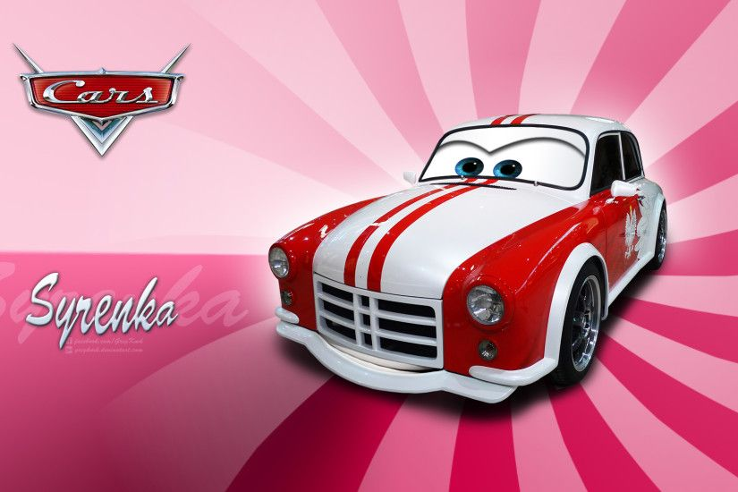 ... Cars - Syrenka (FSM Syrena) Wallpaper by GregKmk