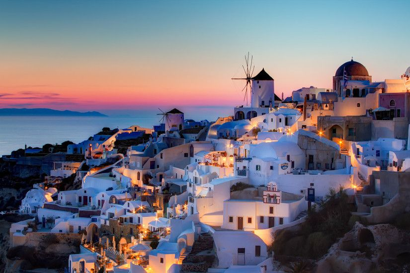 Related wallpapers from Santorini Greece Wallpaper iPhone