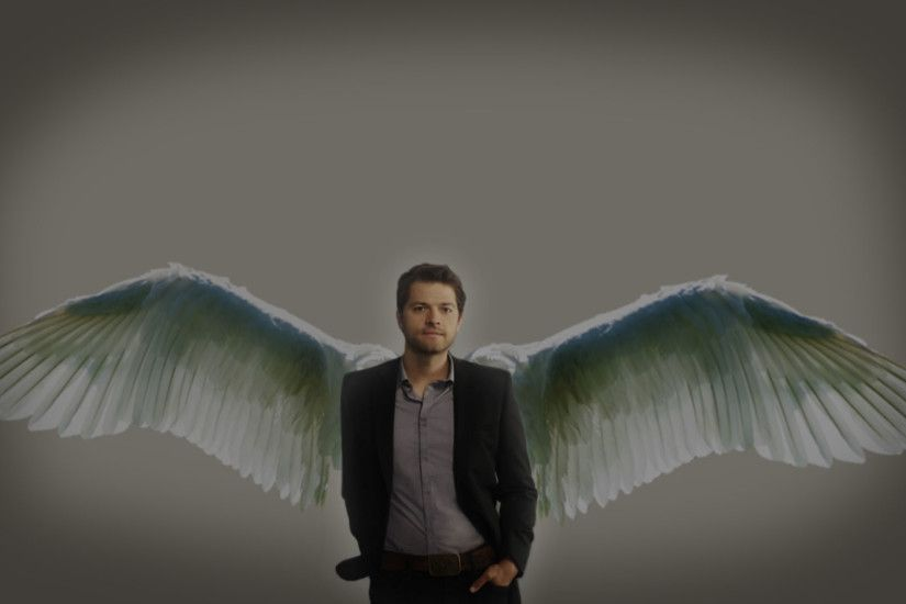 Castiel Angel Wings Wallpaper by WeAreFine Castiel Angel Wings Wallpaper by  WeAreFine