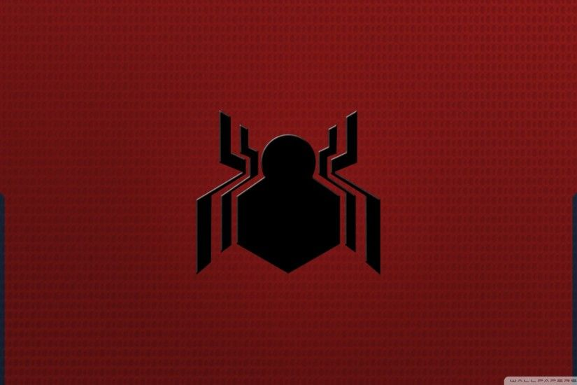 Spiderman Logo Homecoming Wallpaper Gallery