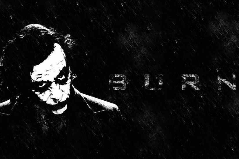 The Dark Knight Joker Wallpaper Wallpapertag