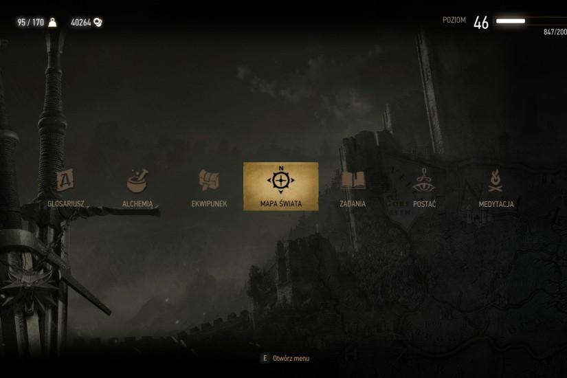 Alternative inventory background at The Witcher 3 Nexus - Mods and community