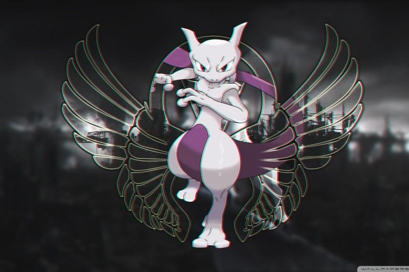 free mewtwo wallpaper 1920x1080