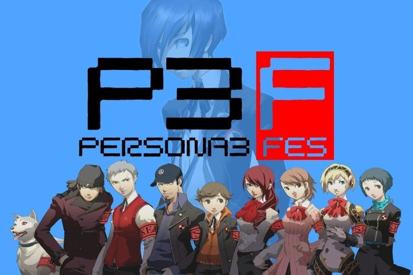 Images For > Persona 3 Fes Wallpaper