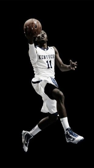 Basketball iPhone 5 HD Background.