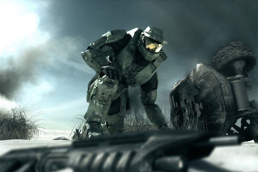 Fps,halo, Robot,cool, HD Tumblr Photos, Pc, Shooter, Action, Warrior  Cyborg, Futuristic, Armor, Desktop Wallpapers, Anime, Fighting, Scifi